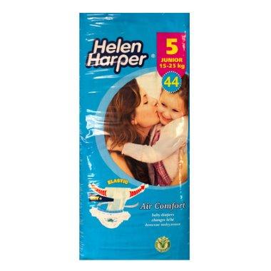 Helen Harper nadrágpelenka junior, 5-ös, 15-25 kg, 44 db, Air Comfort