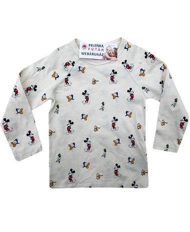 Disney pamut hosszú ujjú póló 92-es