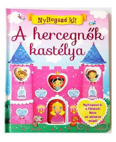 A hercegnők kastélya könyv