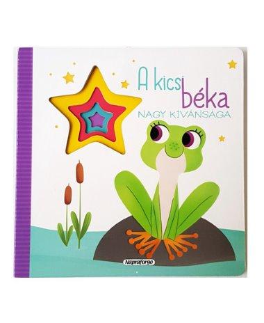 A kicsi béka nagy kívánsága könyv