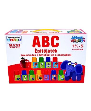 ABC építőjáték