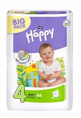 Bella Happy nadrágpelenka maxi 66 darabos
