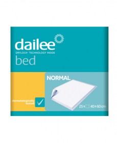 Dailee ágybetét - Normal 40 x 60 cm, 25 db/ csomag