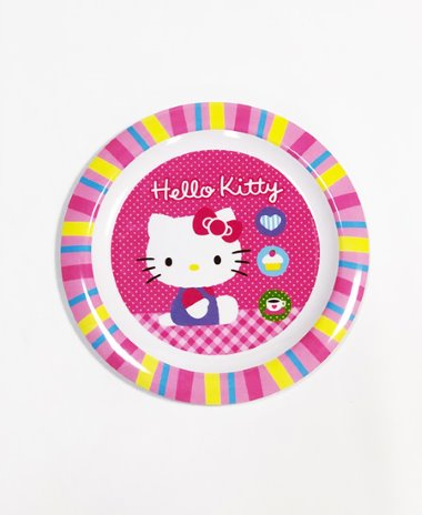 Hello Kitty tányér