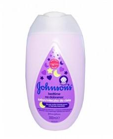 Johnson's bedtime babaápoló   300 ml