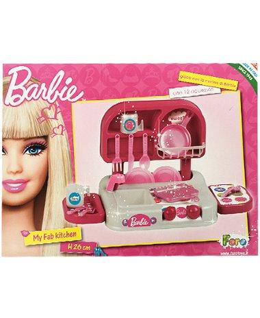 Barbie konyha
