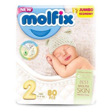 Molfix nadrágpelenka mini 3-6 kg