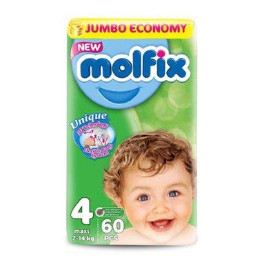 Molfix nadrágpelenka maxi 7-14 kg