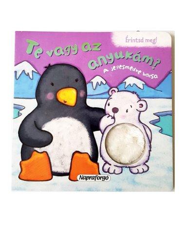 Te vagy az anyukám? A jegesmedve bocsa könyv