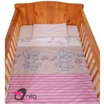 Baba ágynemű párna+paplan 100 % pamut