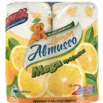 Almusso citromos konyhai papírtörlő 2 tekercs