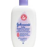 Johnson's nyugtató aroma-testápoló 300 ml