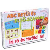 ABC betűi és első szavaim fejlesztő