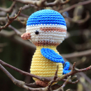 Kék kismadár