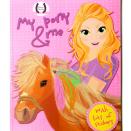 My pony & me könyv